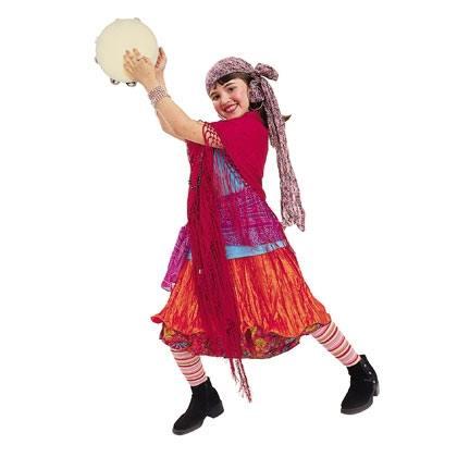 Gypsy Costume