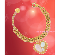 "Concorso ""OPS! It's Xmas - Natale 2020"" : vinci gratis bracciali OPS Objects Precious Love"