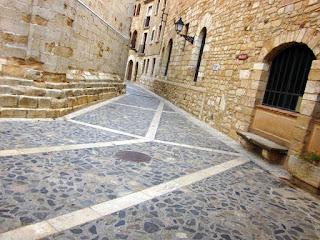 Casco antiguo de Montblanc