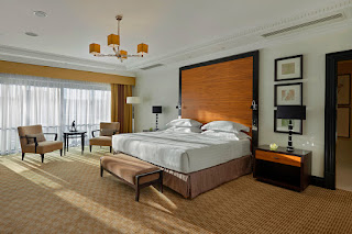 Guest room at Hyatt Regency London - The Churchill