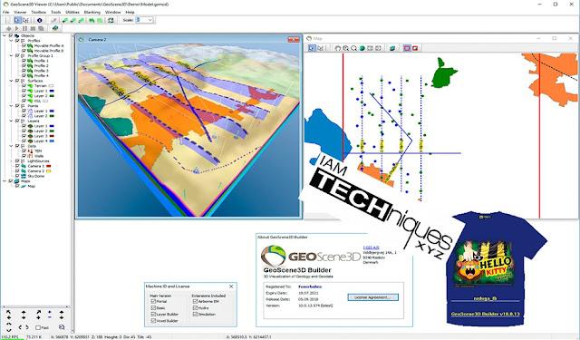 GeoScene3D v10.0.13.574