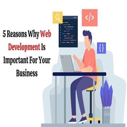 5 Reasons Why Web Development Is Important For Your Business