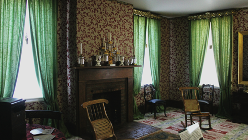 Lincoln Home Springfield Illinois