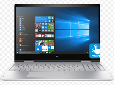 HP TouchSmart Laptop: The Title Is Sufficient