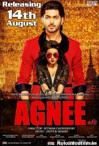 Agnee (2014) Bangla Full Movie 720p HDRip Download