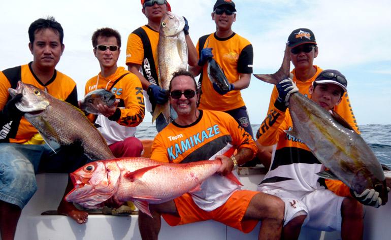 Бали: такие разные рыбалки