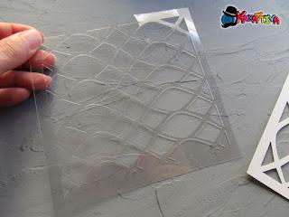 stencil in acetato per carta e muri