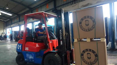 Contoh shipping instruction export LCL,FCL dan Air Freight Sevices
