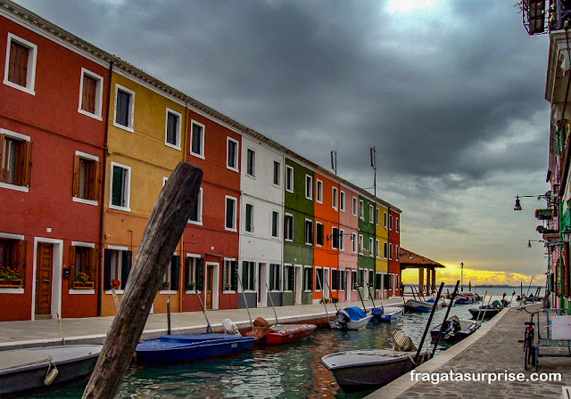 Burano, Itália