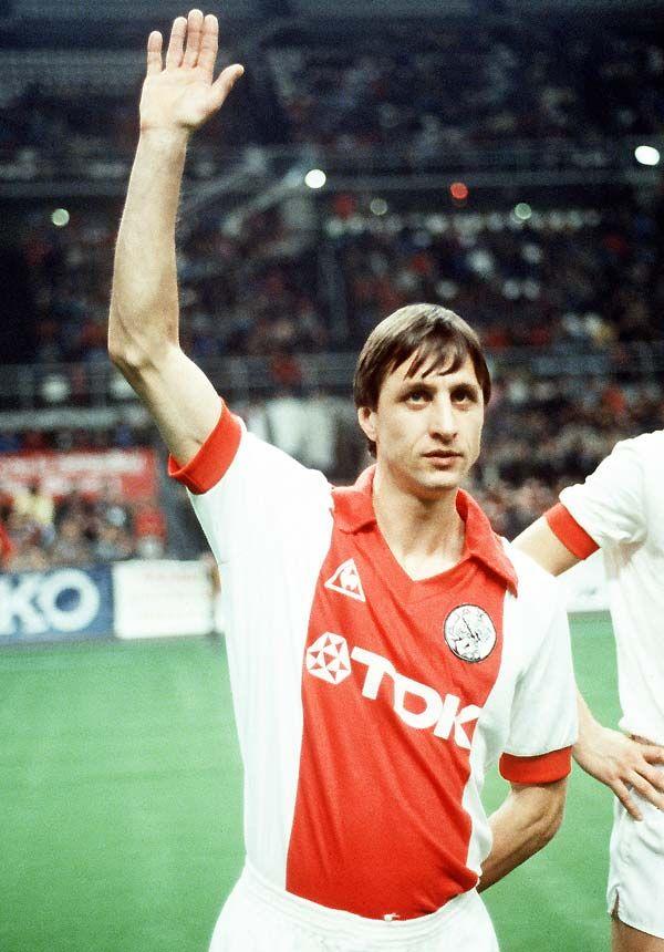 Johan Cruyff, a lenda nos deixou