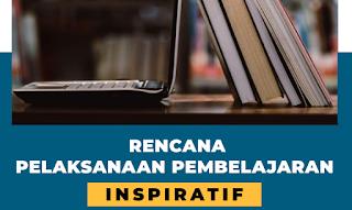 RPP Inspiratif 1 Halaman Resmi Kemdikbud