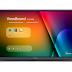 ViewSonic, Multimedya Soundbarlı İnteraktif Ekran ViewBoard 52 Serisini Duyurdu