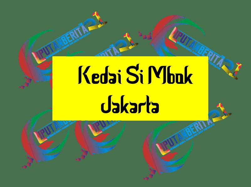 Waiter Di Kedai Si Mbok Jakarta Terbaru Mei 2021