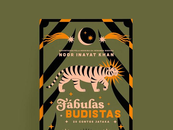 "Wish Apresenta Coleção (Mini)Tesouros: ""Fábulas Budistas"", de Noor Inayat Khan"