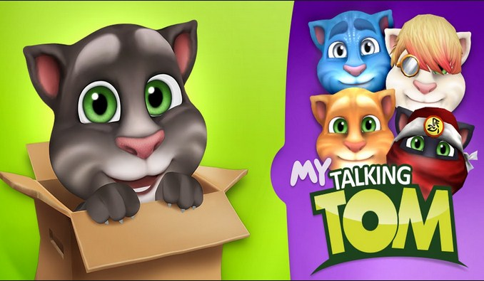 Madison : Talking tom cat 1 5 1