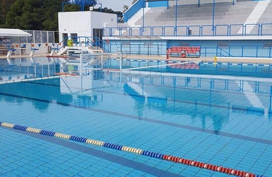 2ημερη αναστολή λειτουργίας για το κολυμβητηριο Ναυπλίου