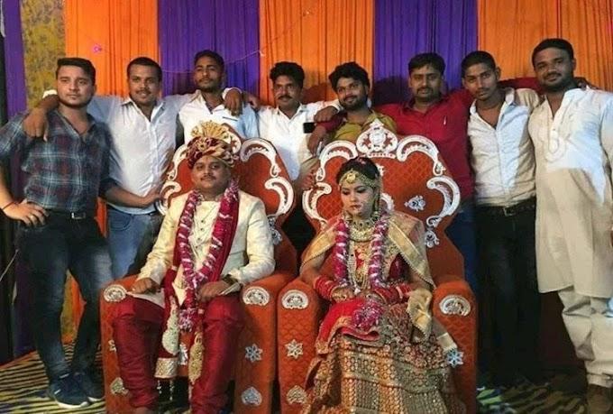 कानपुर एनकाउंटर: दसवें दिन विधवा हो गई इनामी बदमाश अमर की पत्नी, दुल्हन का साथ छोड़कर हुआ था फरार न्यूज डेस्क, हमीरपुर