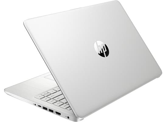 HP 14s-dq1021ns: ultrabook Core i7 con teclado QWERTY en español, disco SSD y Windows 10 Home