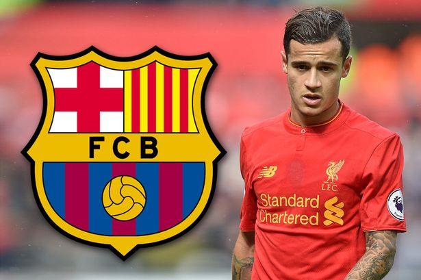 Barcelona confident on Philippe Coutinho move