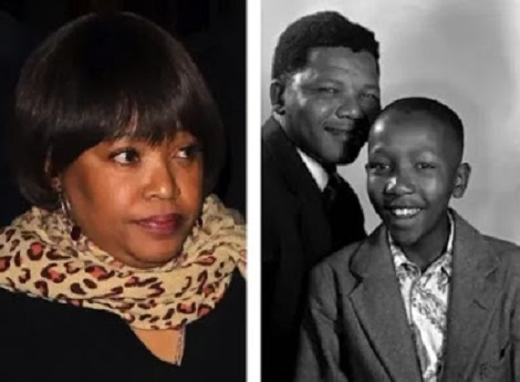 Zindzi Mandela died on the anniversary of her brother's death