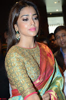 Shriya Saran Looks Stunning in Silk Saree at VRK Silk Showroom Launch Secundrabad ~  Exclusive 179.JPG