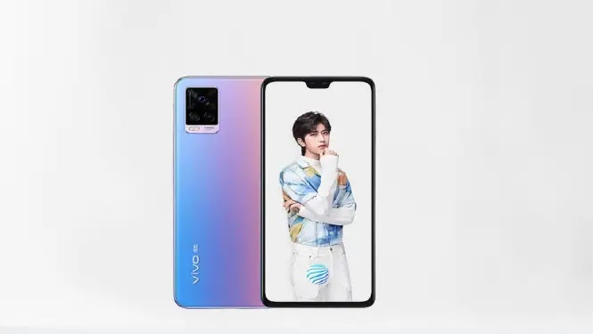 Vivo S9 with 44 MPEpic Selfie Camera andFlat Body design