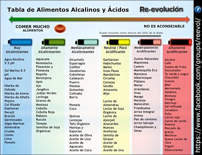 30 Melhores Ideias de Dieta Alcalina | Dieta alcalina ...