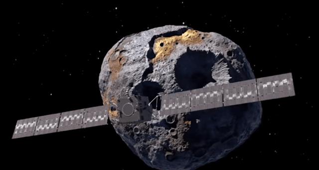 مركبة سايكي الفضائية