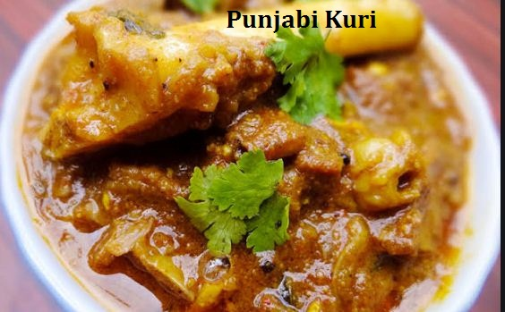 Punjabi Mutton Curry Recipe - Ingredients and Cooking Preparation