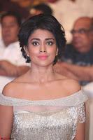 Shriya Saran in Stunning White Off Shoulder Gown at Nakshatram music launch ~  Exclusive (42).JPG