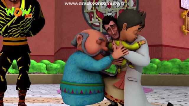 Motu Patlu Kung Fu Kings Returns Tamil Hd