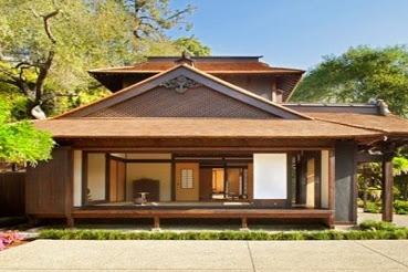 Konsep Desain Rumah Minimalis Modern Bergaya Jepang