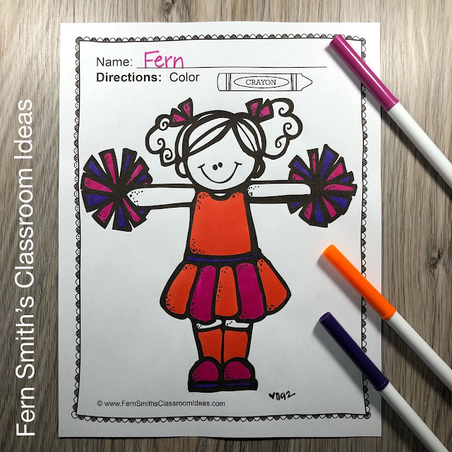 Fall Coloring Pages - 218 Pages for Fall - Four Pack Coloring Book Bundle #FernSmithsClassroomIdeas