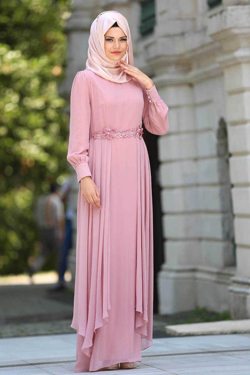 jilbab pink fanta cocok dengan baju warna apa