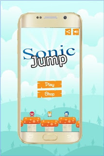 Game Sonic Jumping App