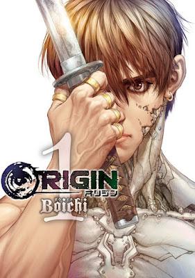 """""""Origin"""" la más reciente obra de Boichi."""