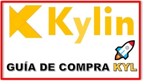 Cómo y Dónde Comprar Criptomoneda KYLIN (KYL) Tutorial Actualizado