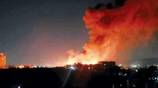 Koalisi Arab Saudi Hancurkan Pangkalan Perakit Bom Balistik Milisi Houthi