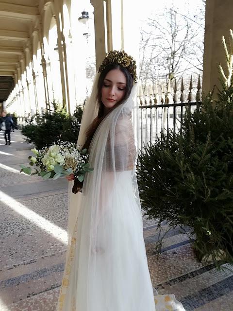 La mariée ginkgo