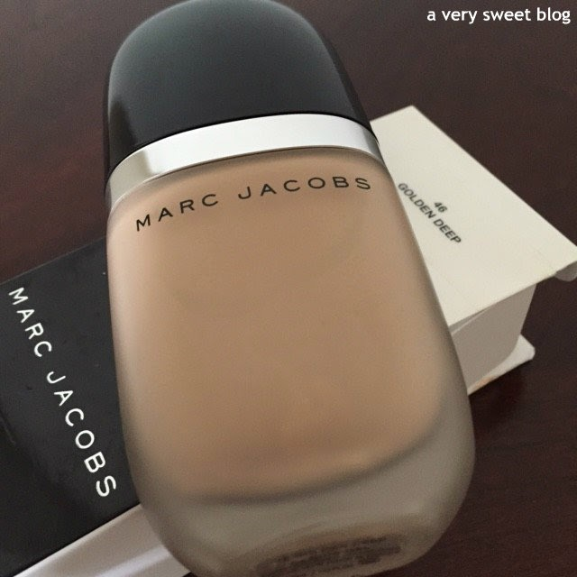 Marc Jacobs Genius Gel Super Charged Oil Free Foundation