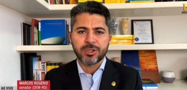 'Agressão sem precedentes à Constituição', diz Marcos Rogério sobre pedido do TSE para investigar Bolsonaro