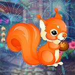 G4K Fluffy Squirrel Escape