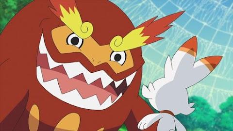 Pokemon Viajes capitulo 17 latino: ¡Proyectándose hasta llegar al mañana!