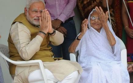 पीएम मोदी आज अपने 69वें जन्मदिन पर मां व नर्मदा का लेंगे आशीर्वाद