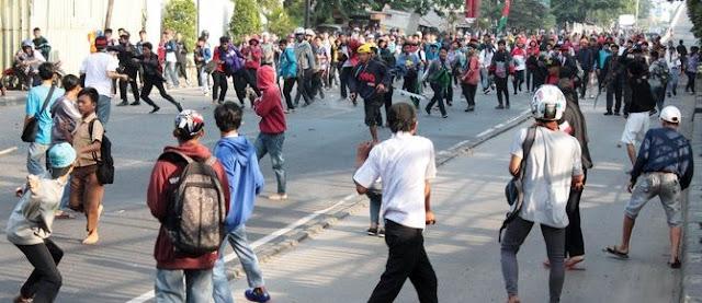 Sosiologi : Pengertian Kekerasan dan Faktor Penyebab Kekerasan Lengkap