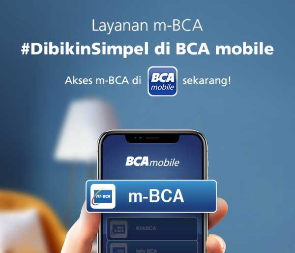 Biaya Transfer Saldo di m-BCA