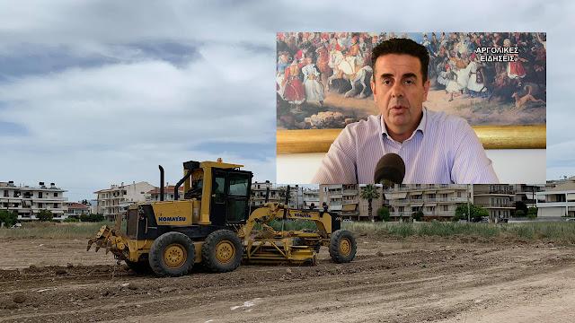 Δ. Κωστούρος: Απράδεκτη η συμπεριφορά της ΕΤ.Α.Δ. απέναντι στο Δήμο