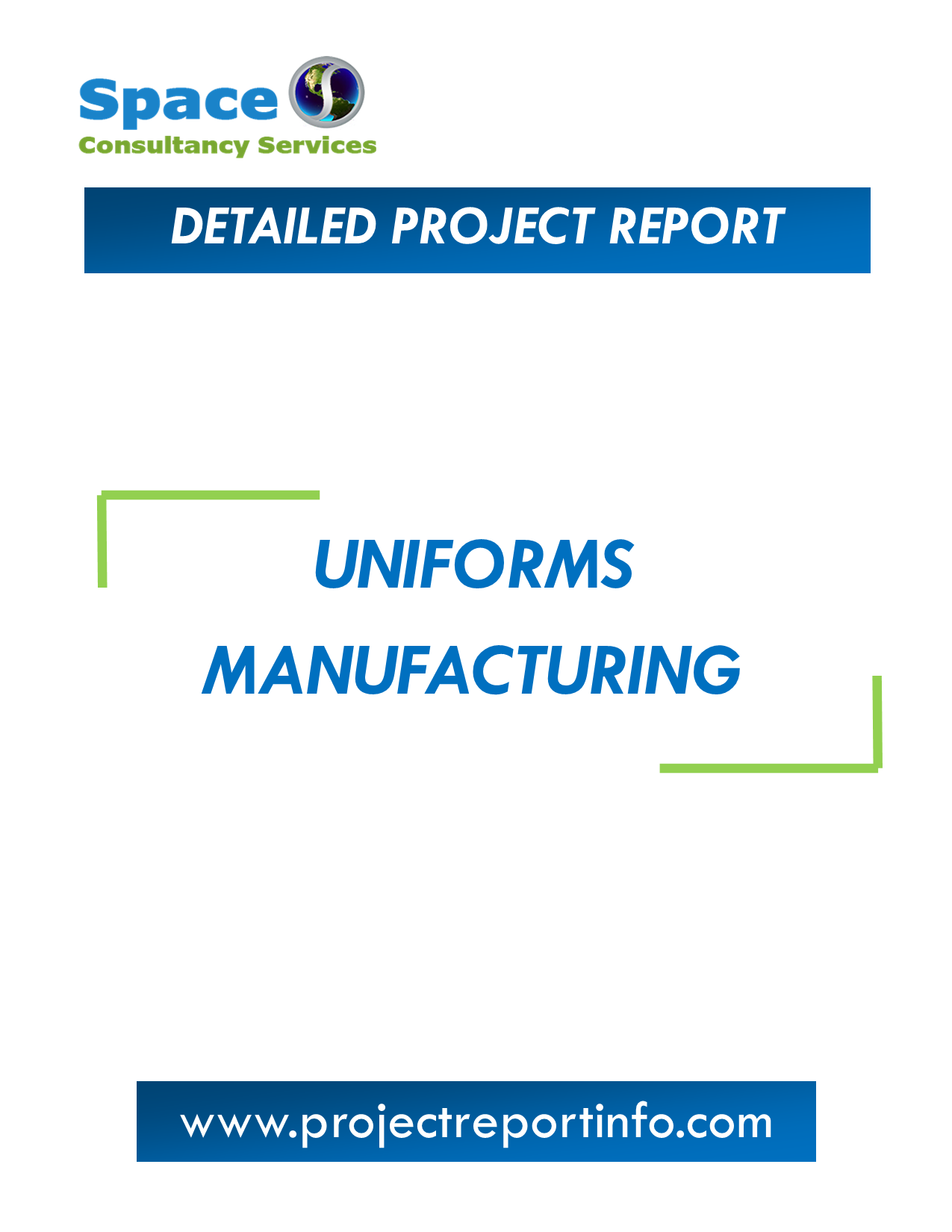 Project Report on Uniforms Manufacturing