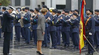 Cospedal, PP, ejército, España, compromiso