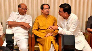 politics thackeray government
